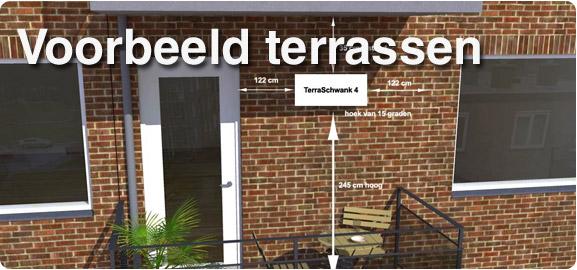 Voorbeeld terrasen blog - Voorbeeld terras ...