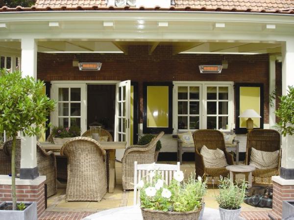 Welke terrasheater is geschikt? Ontvang advies op maat